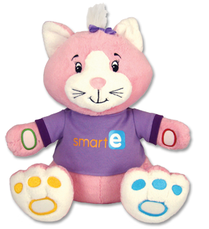 THE ONLY SOFT CAT WITH SMART-E-SOFTWARE