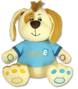 THE ONLY SOFT DOG WITH SMART-E-SOFTWARE