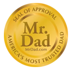 Mr. Dad Seal of Approval smart-e-bear